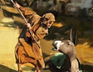 balak-donkey